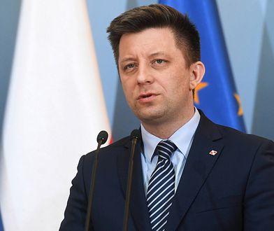 Szef KPRM Michał Dworczyk odniósł się do słów prezydenta Andrzeja Dudy ws. okrągłego stołu oświatowego