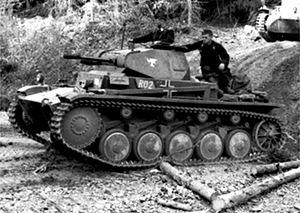 Niemiecka ofensywa w Ardenach w 1940 r.