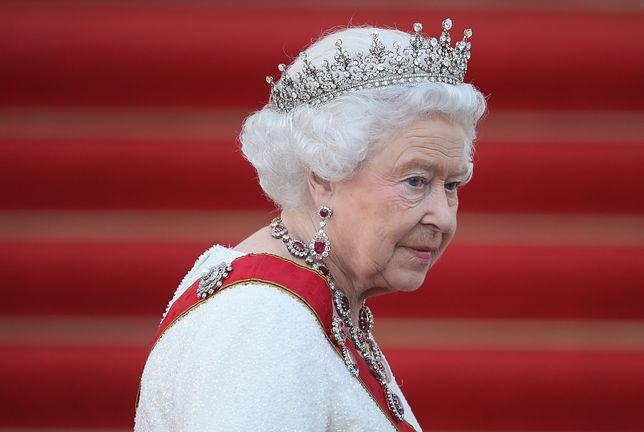 Królowa Elżbieta II skrywa tajemnicę