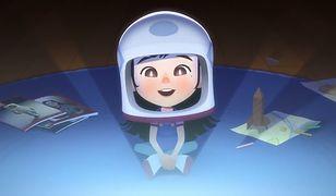 """""""One small step"""" (2018) to animowany film krótkometrażowy"""