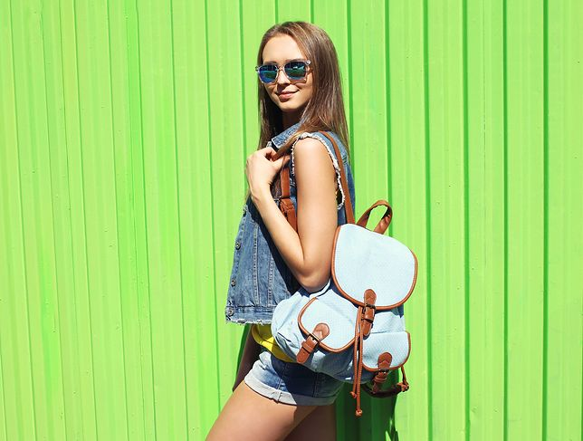 Plecak to świetny sposób na to, aby pobawić się modą