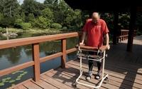 Dali nadzieję milionom ludzi z paraliżem