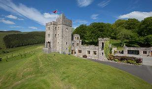 Zamek znajduje się w walijskim Denbighshire