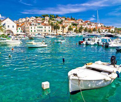 Wyspa Hvar w Chorwacji oferuje jedne z piękniejszych widoków w całej Dalmacji