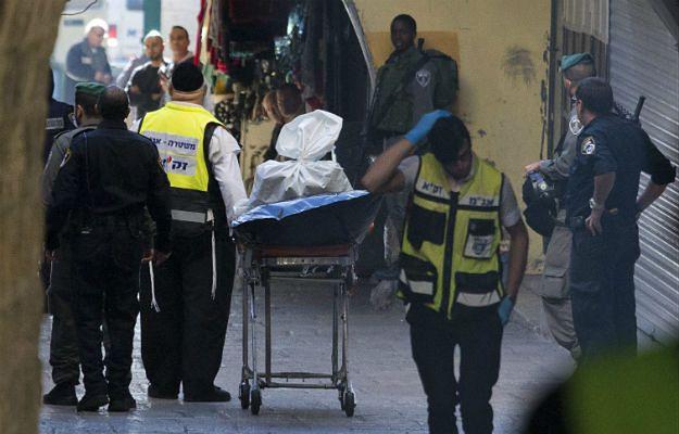 Kolejny atak palestyńskiego nożownika w Jerozolimie