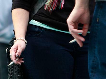 Kobiety wyzwolone palą więcej
