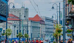 Katowice. Ma być zielono i estetycznie. Miasto wymienia zieleń w centrum