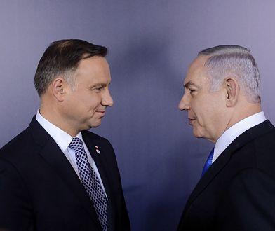 Szwajcarzy o sporze polsko-izraelskim. Wskazują, kto ma rację