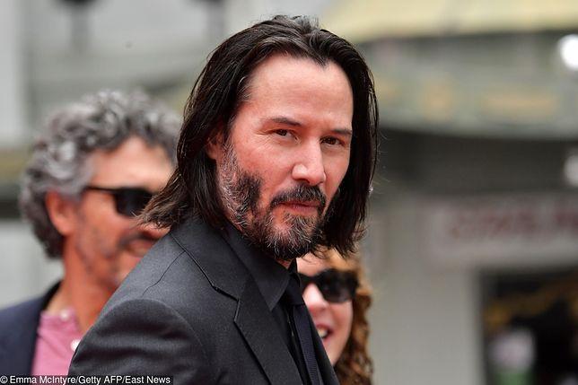 Keanu Reeves reaguje na dozgonne uwielbienie fanów