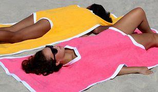 Nowe akcesoria plażowe są dość nietypowe