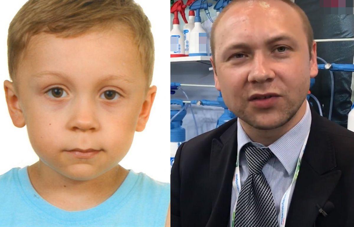 Zaginięcie Dawida Żukowskiego. Policja zbada ślady DNA znalezione w aucie