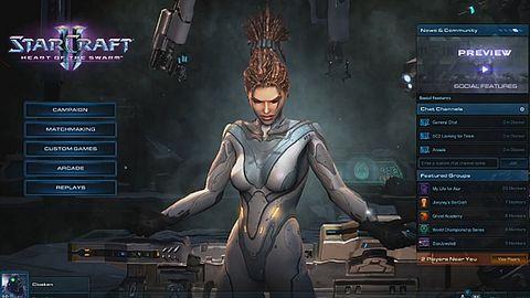 W StarCraft 2: Heart of the Swarm są grywalne replaye - no, tego to jeszcze nie grali