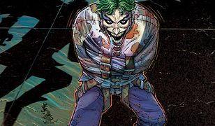 """Okładka komiksu """"Powrót Mrocznego Rycerza: Ostatnia krucjata"""""""