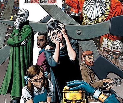 """""""Doom Patrol, tom 1"""" ukazał  się w czerwcu tego roku"""