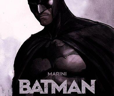 """""""Batman - Mroczny księże z bajki"""" - parła komiksu superbohaterskiego od Mariniego"""