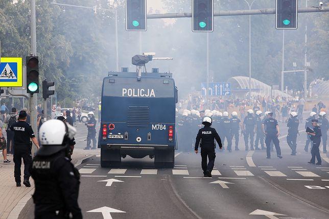 Wydarzenia podczas Marszu Równości w Białymstoku poruszyły całą Polskę