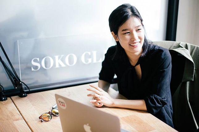 Charlotte Cho, współzałożycielka Soko Glam