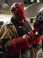 Hellboy zapoluje na czarownice