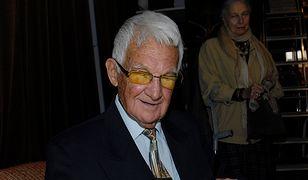 Witold Sadowy skończył 100 lat. Najstarszy żyjący polski aktor wydaje właśnie książkę
