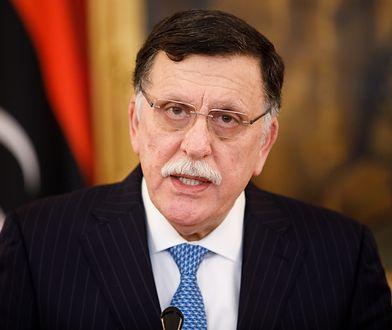 Premier Libii Fajiz Mustafa as-Saradż