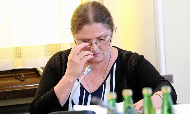 Krystyna Pawłowicz uważa, że KRS podjął złą decyzję