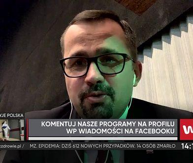 """Marcin Horała o groźbach pod swoim adresem. """"Ktoś ma duży problem z głową"""""""