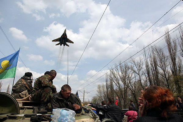 Rosja mogła dokonać agresji na Ukrainę - tak wynika ze stenogramów sprzed dwóch lat