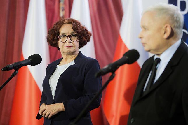 Wybory do Parlamentu Europejskiego 2019. Elżbieta Kruk zwyciężyła na Lubelszczyźnie
