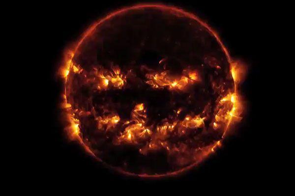 Niezwykłe zdjęcia Słońca wykonane przez satelitę Solar Dynamics Observatory