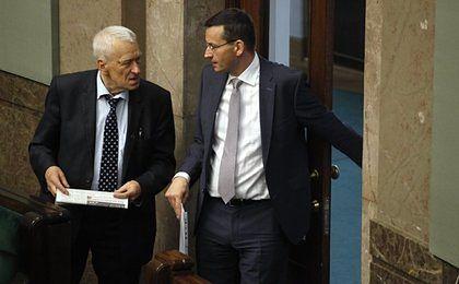 """Kornel Morawiecki chce trzynastki dla emerytów. """"Przecież emeryci mają w Polsce bardzo ciężko"""""""