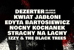Kwiat Jabłoni, Nocny Kochanek, Edyta Bartosiewicz, Strachy Na Lachy i Izzy and the Black Trees w line-upie Jarocin Festiwal 2021