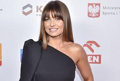 Anna Lewandowska pozuje w majtkach na łóżku. Internauci zachwyceni