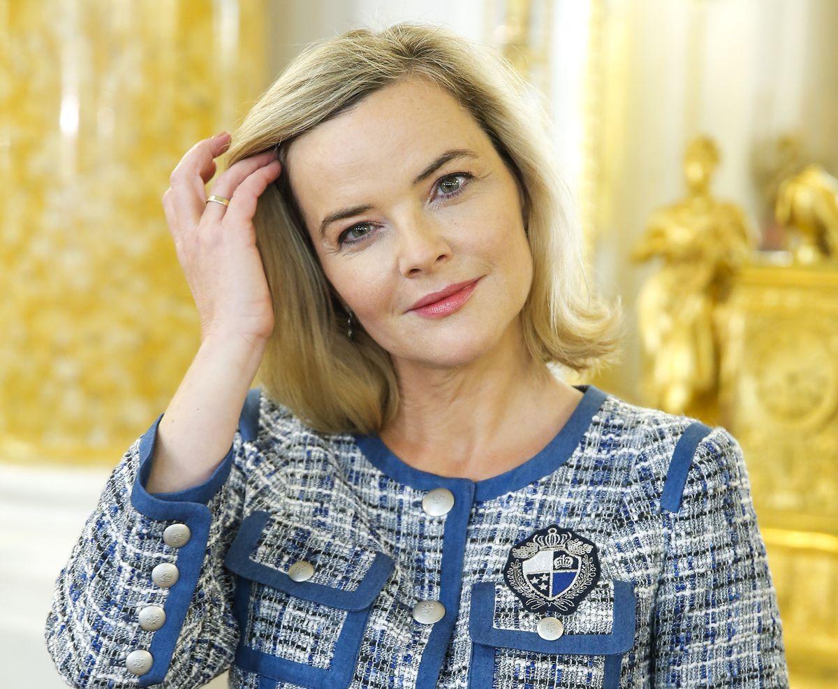 Monika Zamachowska po raz ostatni wyszła za mąż w maju 2014 r.