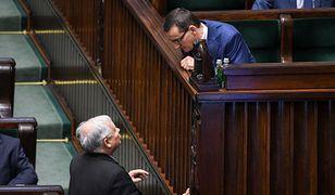 Roszady w PiS. Jarosław Kaczyński ma być wicepremierem w rządzie Mateusza Morawieckiego