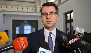 Rzecznik rządu Piotr Mueller (zdj. arch.)