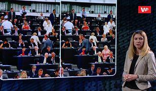 Beata Szydło schowała flagę UE. To nie ona została skrytykowana