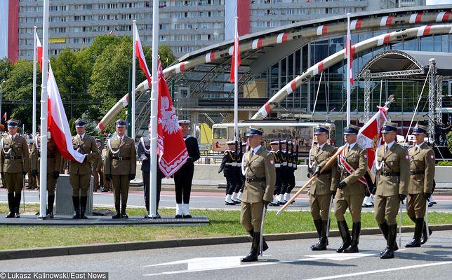 15 sierpnia - defilada 2019 w Katowicach