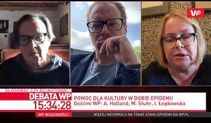 """Ilona Łepkowska tylko w jednym zgadza się z rządem. """"Moje środowisko popiera ten projekt"""""""