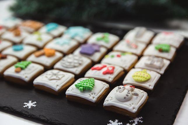 W oczekiwaniu na Boże Narodzenie – słodkie kalendarze adwentowe