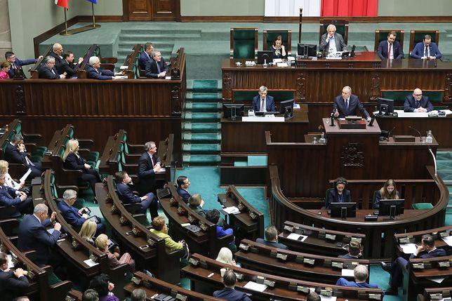 PiS wycofało z Sejmu projekt dotyczący 30-krotności składek ZUS