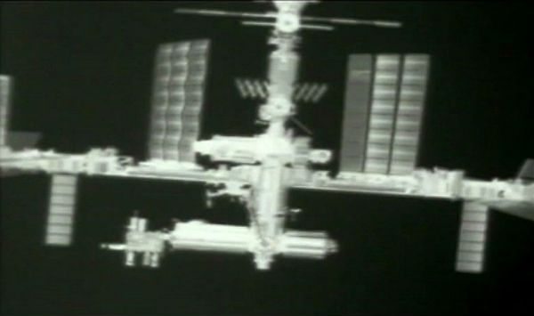 Stacja kosmiczna ISS