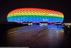 Euro 2020. Tęcza na stadionie w Monachium ? UEFA podjęła decyzję