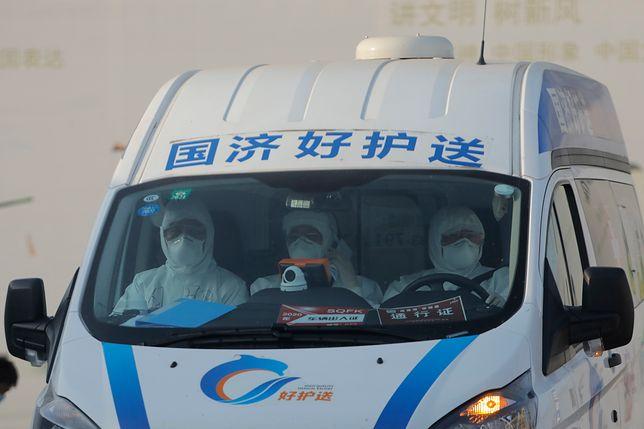 Koronawirus. Chiny odnotowały wzrost liczby zakażonych. Władze uspokajają