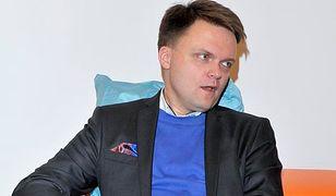 Szymon Hołownia miał wypadek!