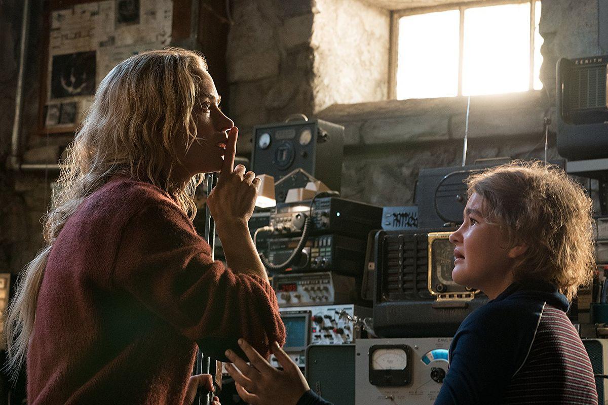 """Bardzo głośne """"Ciche miejsce"""". Nowy horror podbił amerykański box office"""