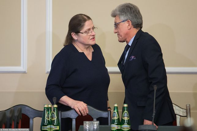 Trybunał Konstytucyjny. Ryszard Terlecki ujawnia nazwiska kandydatów PiS. Na miejscu jest reporter WP