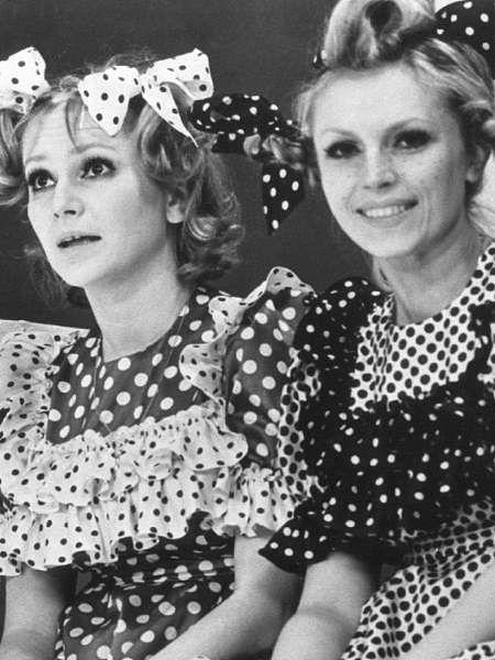 Siostry-aktorki przerwały milczenie