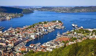 Bergen - norweska stolica fiordów