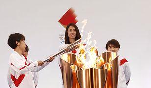 Japonia. Wystartowała sztafeta z ogniem olimpijskim