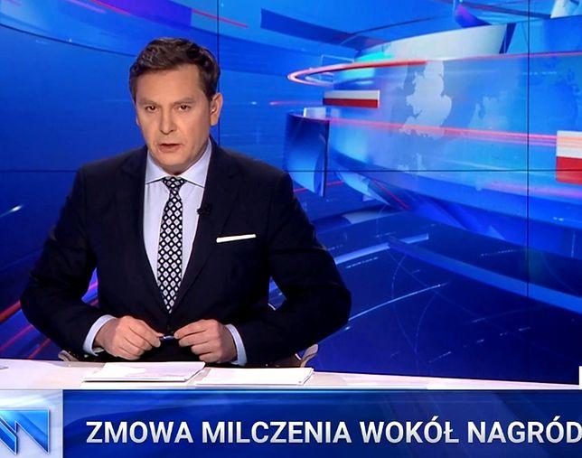 """""""Wiadomości"""" TVP wytknęły """"Faktom"""" nieporuszanie niewygodnych tematów"""